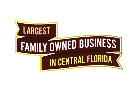 2018 13th Largest Family Owned Business in Central Florida
