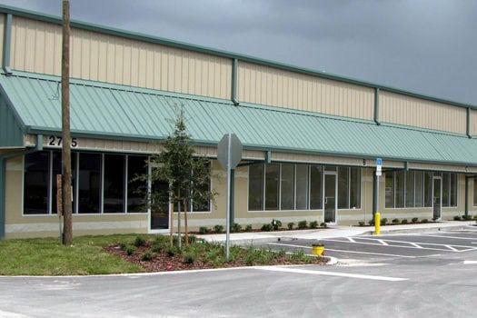 Old Dixie Industrial Park - Schoolfield Properties