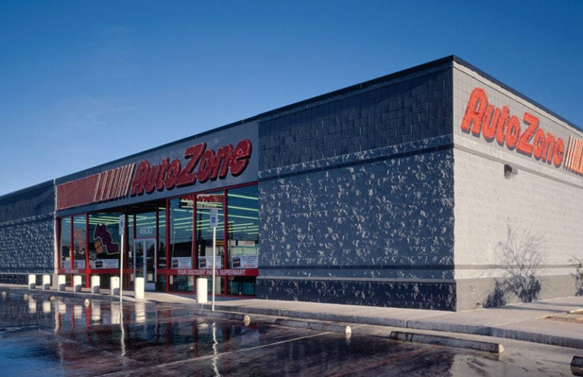 Autozone - Ashton Highway 15 - Schoolfield Properties