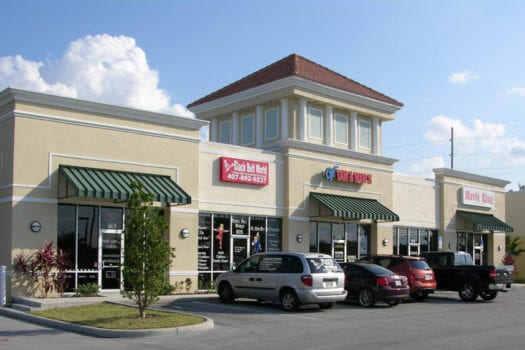 Kissimmee Park Road Retail - Schoolfield Properties